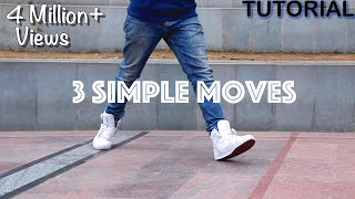 3 Simple Dance Moves For Beginners (Footwork Tutorial) thumbnail