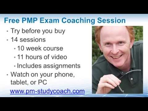 The PM StudyCoach - Session 05 - Project Scope Management