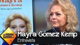 """Mayra Gómez Kemp: """"No me puedo morir antes que Fidel Castro"""""""