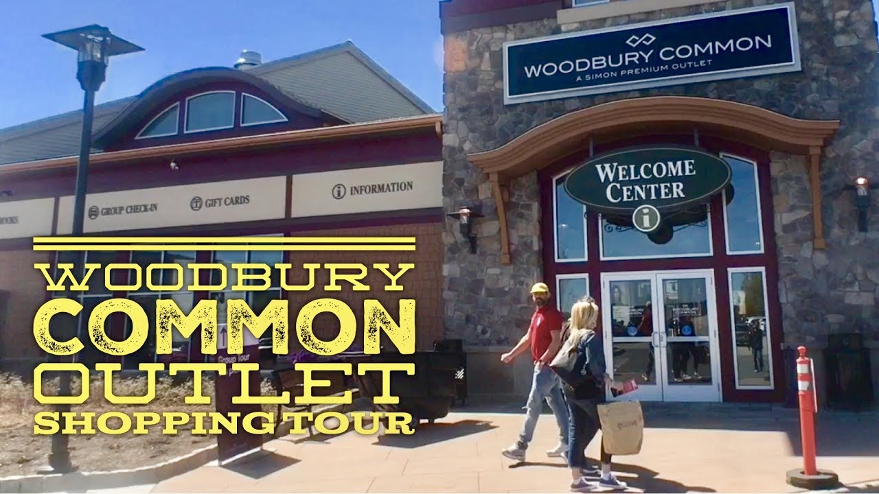 8c981c14e1d Best Shopping New York  Woodbury Common Premium Outlet Stores Walking Tour
