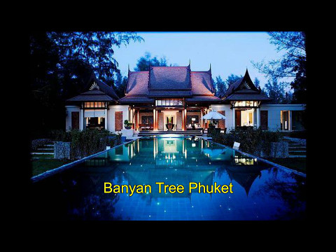 10 Best Luxury Hotels in Phuket