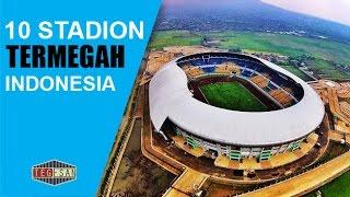 10 Stadion Megah Kelas Dunia Di Indonesia, Jaya Sepak Bola Indonesia