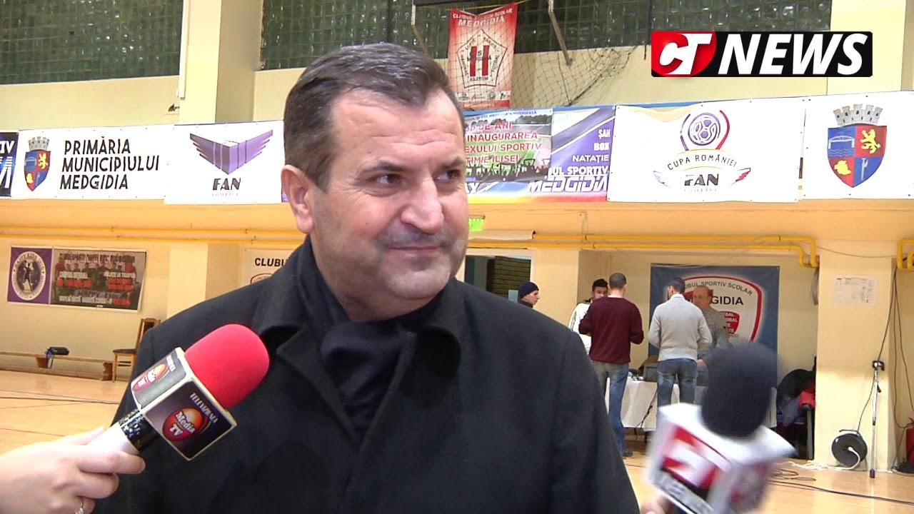 CTnews ro | Ședința Consiliului Local Medgidia, convocată în Sala  Sporturilor