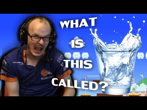 Mew2King says Water (Clickbait)