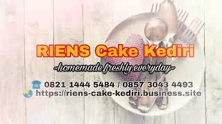 Devil Cake Chocolate Premium Homemade RIENS Cake Kediri