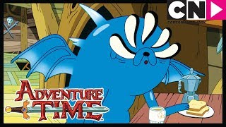 NEW Adventure Time | Abstract PREVIEW! | Jake Is Blue | Cartoon Network