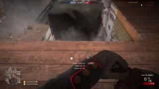 Battlefield 1 Epic explosion Kill