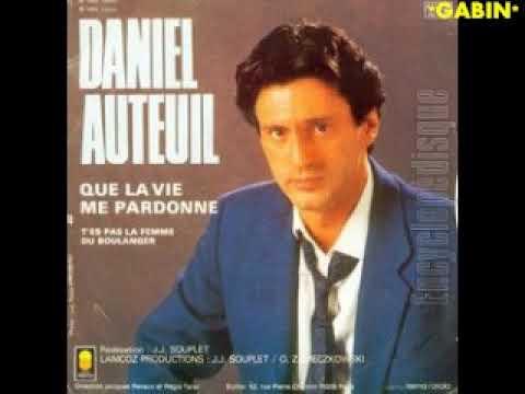 Daniel Auteuil Tes Pas La Femme Du Boulanger