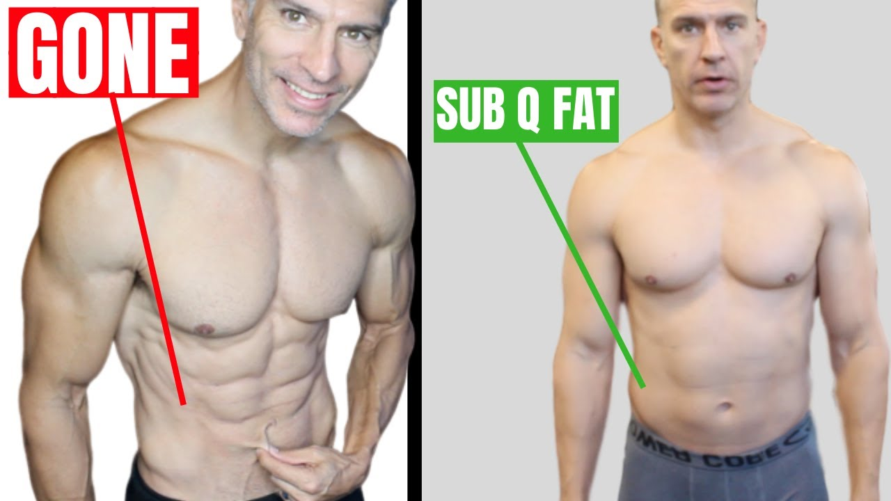 Stubborn Subcutaneous Fat Loss  11 Tips - YouTube