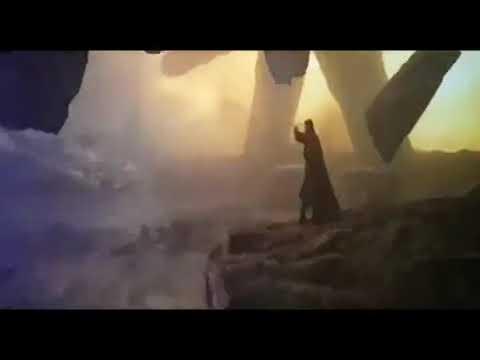 Dr Strange VS Thanos Avengers Infinity War