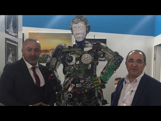 Exitcom Recycling - IFAT EURASIA 2019