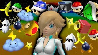 Mario Kart Wii but Items GONE WILD!
