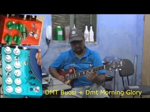 O Melhor (The Best) Review Pedal Fire Custom Shop Sweet Chilli Vs Dmt Custom Shop  Morning Glory