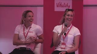 Vitality Champions Welcome Day 2019