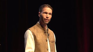 Ancient Secrets of a Master Healer: Deeper Healing Solutions | Dr Clint Rogers | TEDxWilmington