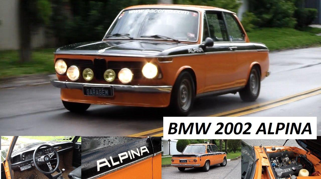 Bmw 2002 Sale >> Garagem do Bellote TV: BMW 2002 ti ALPINA - YouTube