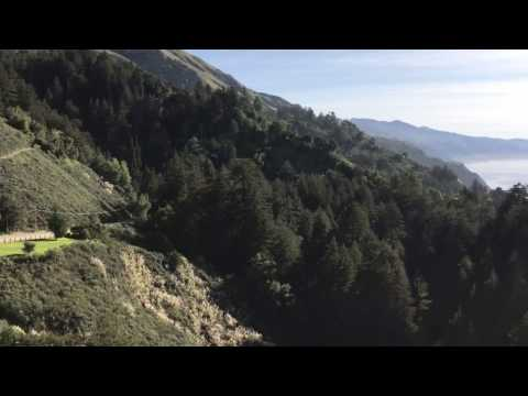 Motion Time-lapse-Big Sur, CA
