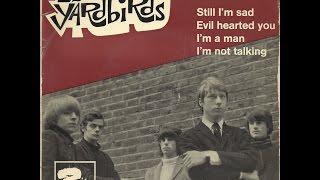 THE YARDBIRDS - I'm Not Talking ALBUM (EP) Still I'm Sad (1966)