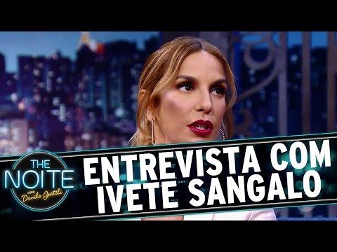 The Noite (15/09/16) - Entrevista com Ivete Sangalo