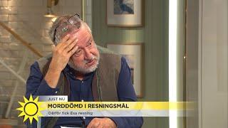 Leif GW Persson om ovanliga resningsmål - Nyhetsmorgon (TV4)