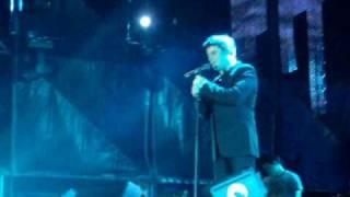 Alejandro Sanz - Si hay Dios - Asuncion/Paraguay 27/03/2010