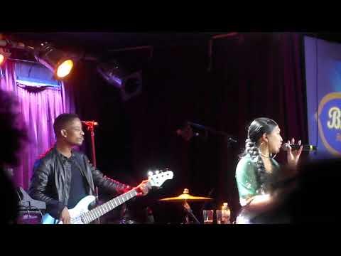 "Melanie Fiona ""Love Needs Love"" Live at BB King's NYC 2/16/18"