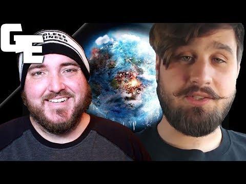 High IQ Flat Earther Proves Earth Isn't A Globe || Flat Earth Friday thumbnail