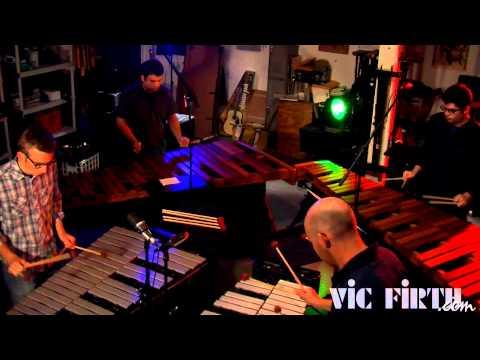 "So Percussion performs Reich's ""Mallet Quartet"""
