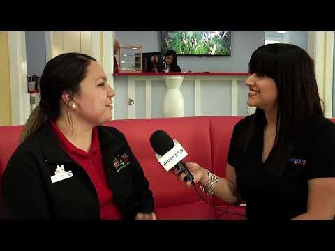 Noticias Locales - Buena Noticia de Accion Reportaje Give Kids the World