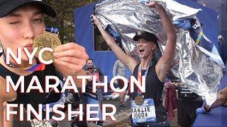 I ran the NYC Marathon | Karlie Kloss