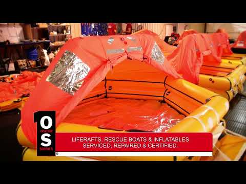 2018 Oscar Sierra Marine Safety Equipment