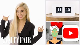 Tiffany Young tells us everything she does in a day, from doing voc...