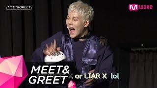 [MEET&GREET] 180104 MONSTA X Teaser