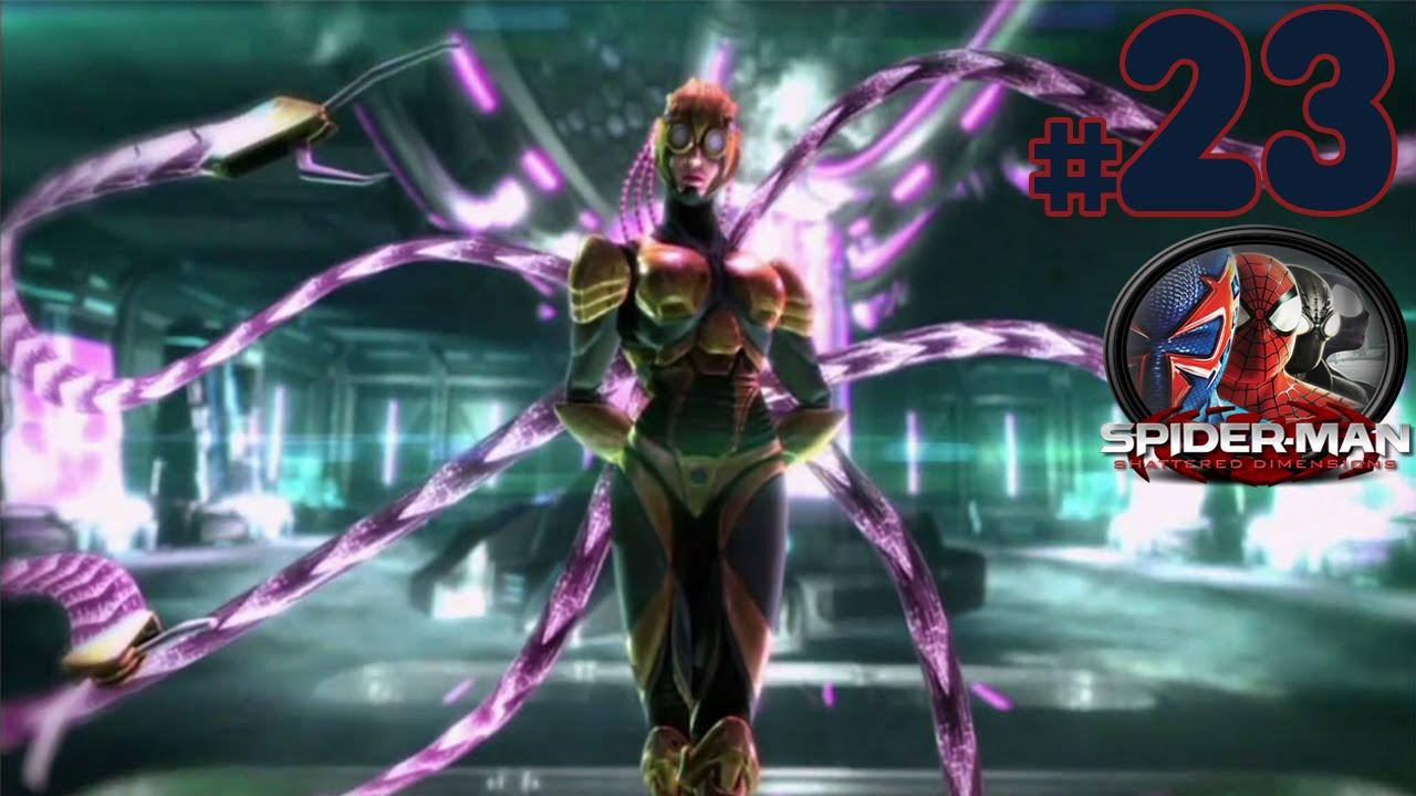 Spider-Man: Shattered Dimensions - Gameplay Walkthrough ...