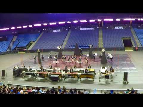 San Marino HS Percussion 2017 - SCPA Finals