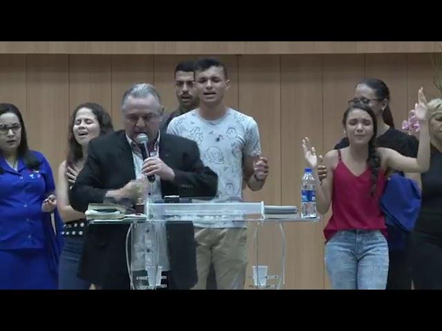 Pr. Denardi em Governador Valadares/MG - Ministério Intimo do Pai - Dia 02