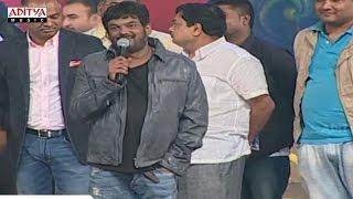 Puri Jagannadh Full Speech @ Temper Audio Launch Live || Jr. NTR, Kajal Aggarwal