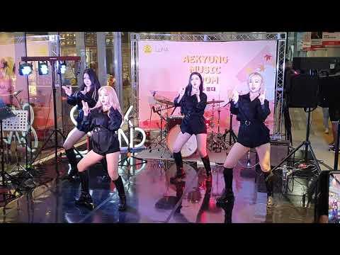 댄스팀 유에이(U.A-UNIQUE AWESOME)/Forever Young+DDU-DU DDU-DU+Kill This Love-BLACKPINK 20190921 홍대 애경 뮤직 룸