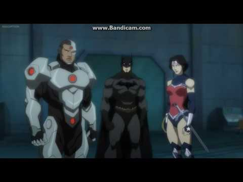 Justice League Throne Of Atlantis Submarine Exploration