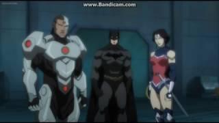 Justice League Throne Of Atlantis Submarine Exploration