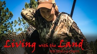 Turkey Hunting with the Wife - Living with the Land