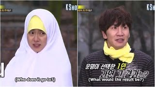 Lee Kwang Soo always takes care of Song Ji Hyo first -  Kwang Mong couple