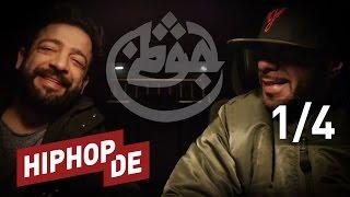 "Azad über ""Leben II"", ""Nebel"", den Song mit Rooz, Capslock & das Rap Business (Interview) #waslos"