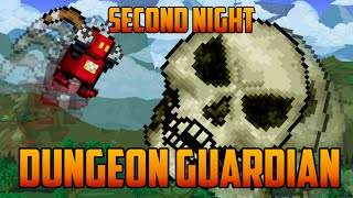 Terraria - Dungeon Guardian on Second Night [Speedrun Challenge]