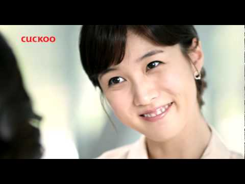 CF-李水京2009 Cuckoo電鍋廣告 2