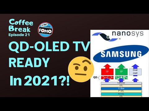 Samsung QD-OLED TV Launch in 2021 - It's NOT Cheap | CB#21