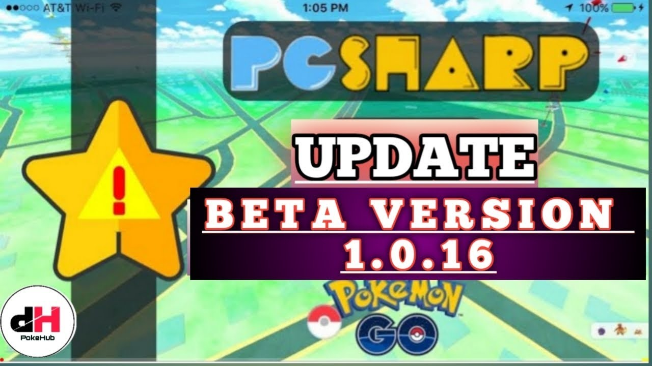 PGSHARP 1.0.16 NEW UPDATE || FREE BETA KEY IS OUT OF STOCK ...