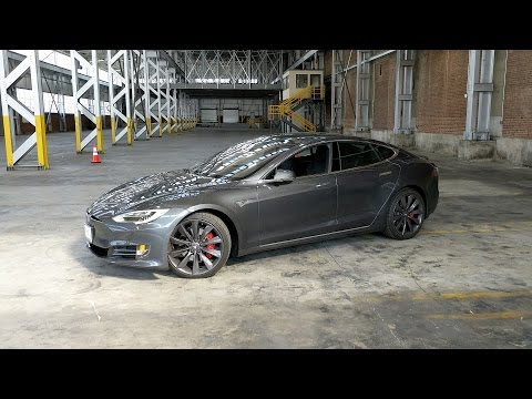 Tesla Model S P100D: The Options!