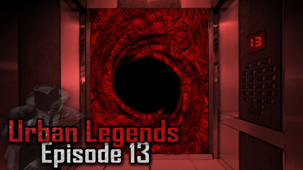 Wonderful Urban Legends   The 13th Floor   YouTube