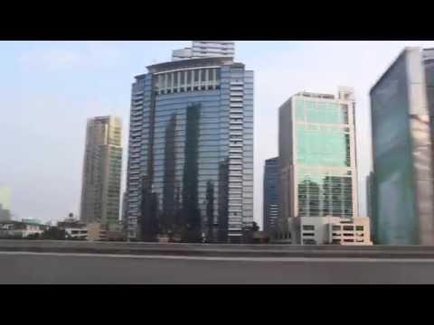 Internship på ambassaden i Jakarta